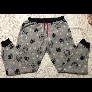 Marvel Medium Spider-Man Pajama Pants